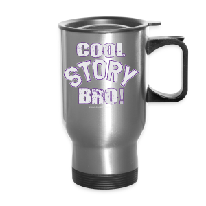 Cool Story Bro - Mens T-shirt - Travel Mug