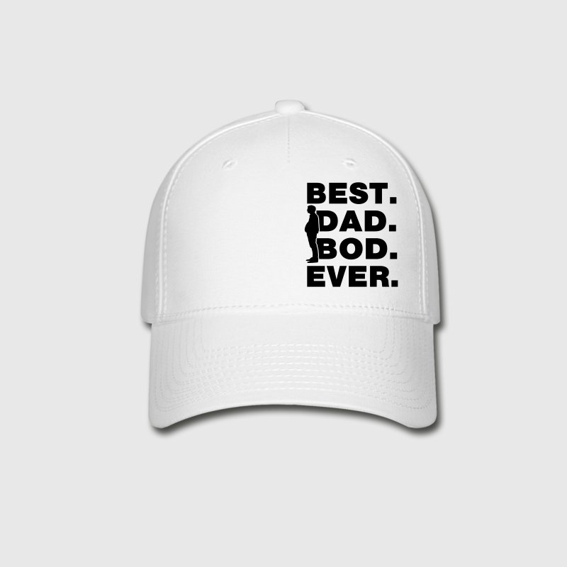 Best Dad Bod Ever Sportswear - Baseball Cap