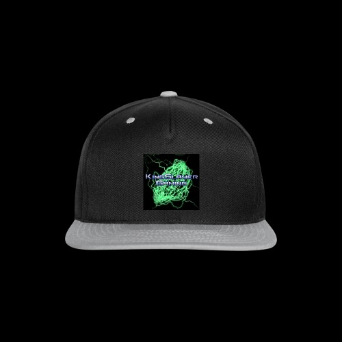 KingSlayer Logo - Snap-back Baseball Cap