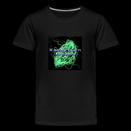 KingSlayer Logo - Kids' Premium T-Shirt