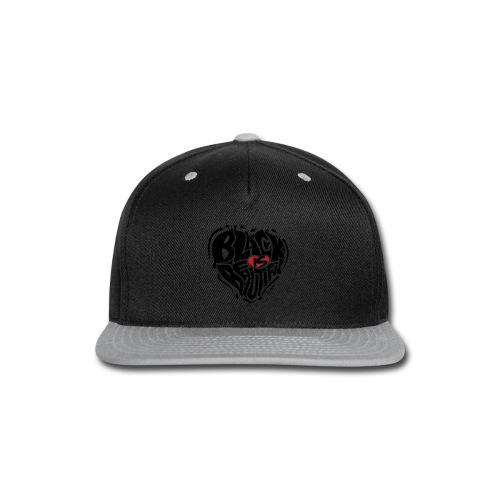 Black Is Beautiful - Snap-back Baseball Cap