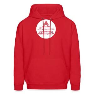 Red Pyramid - Men's Hoodie