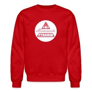 Red Pyramid - Crewneck Sweatshirt