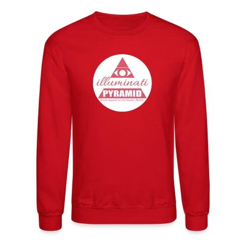 Red Pyramid - Crewneck Sweatshirt