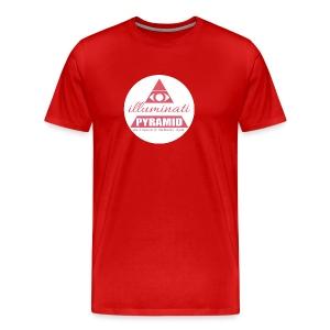 Red Pyramid - Men's Premium T-Shirt