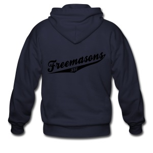 FREEMASONS 357 - Men's Zip Hoodie