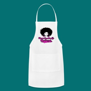Unapologetically Natural T-Shirt - Adjustable Apron