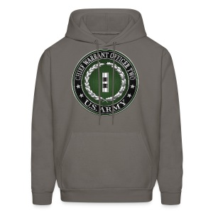 U.S. Army Chief Warrant Officer Two (CW2)  - Men's Hoodie