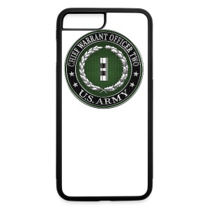 U.S. Army Chief Warrant Officer Two (CW2)  - iPhone 7 Plus/8 Plus Rubber Case