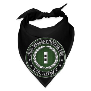 U.S. Army Chief Warrant Officer Two (CW2)  - Bandana