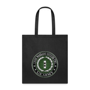 U.S. Army Chief Warrant Officer Two (CW2)  - Tote Bag