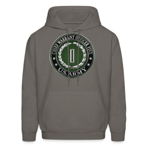 Chief Warrant Officer Five (CW5) Rank Insignia - Men's Hoodie