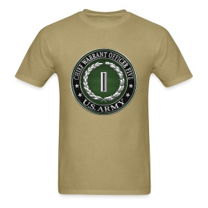 Chief Warrant Officer Five (CW5) Rank Insignia - Men's T-Shirt