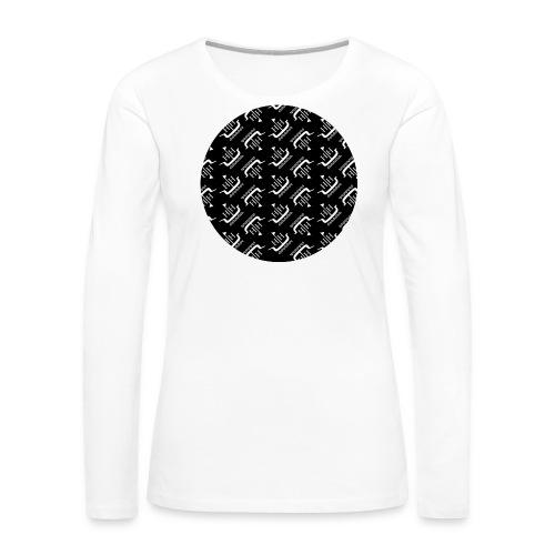 HH Round - Women's Premium Long Sleeve T-Shirt