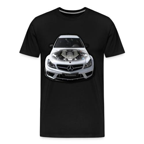 C63 AMG - Men's Premium T-Shirt