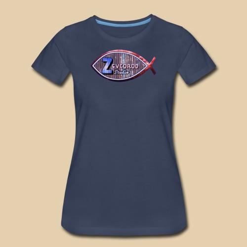 Zevcorod Studio - Women's Premium T-Shirt