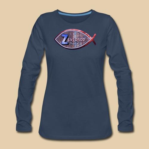 Zevcorod Studio - Women's Premium Long Sleeve T-Shirt
