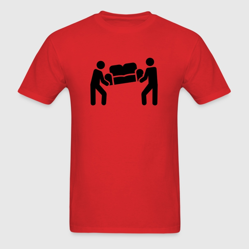 Relocation T-Shirts - Men's T-Shirt