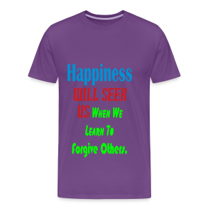 Happiness .... - Men's Premium T-Shirt