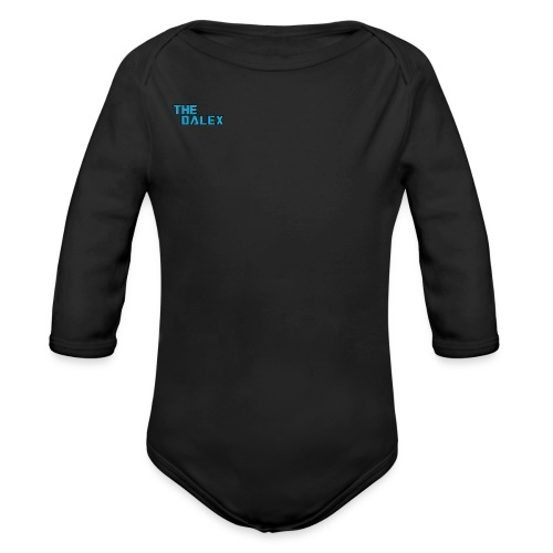 Dalex Shirt - Organic Long Sleeve Baby Bodysuit
