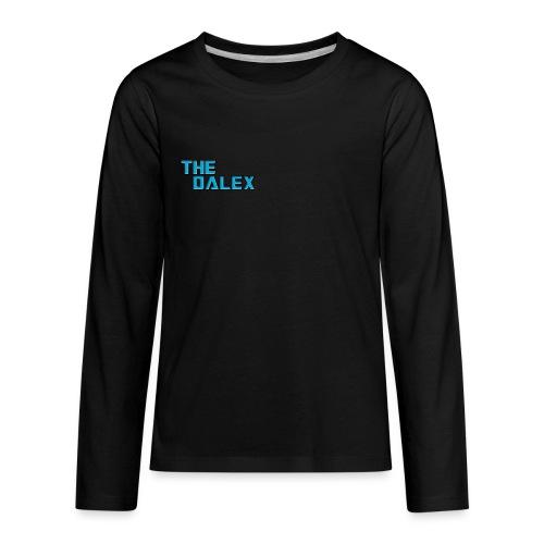 Dalex Shirt - Kids' Premium Long Sleeve T-Shirt