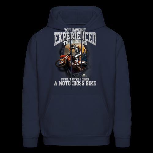 True Riding Motocross - Men's Hoodie
