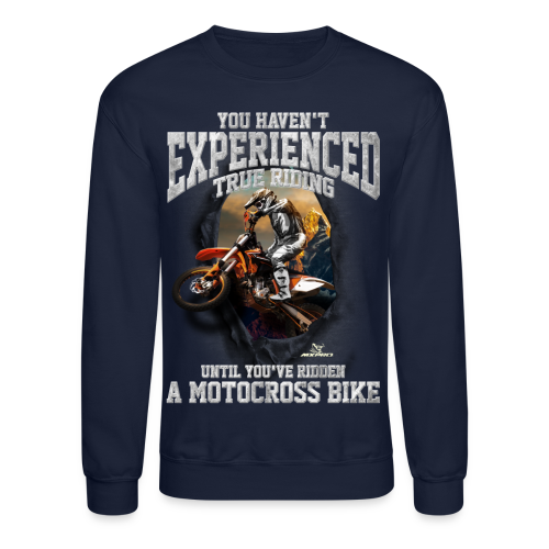 True Riding Motocross - Crewneck Sweatshirt