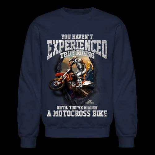 True Riding Motocross - Crewneck Sweatshirt