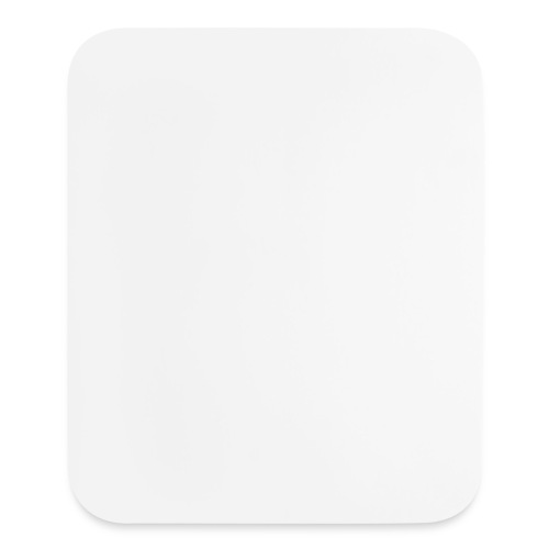 Womens Premium T-Shirt with large white logo - Mouse pad Vertical