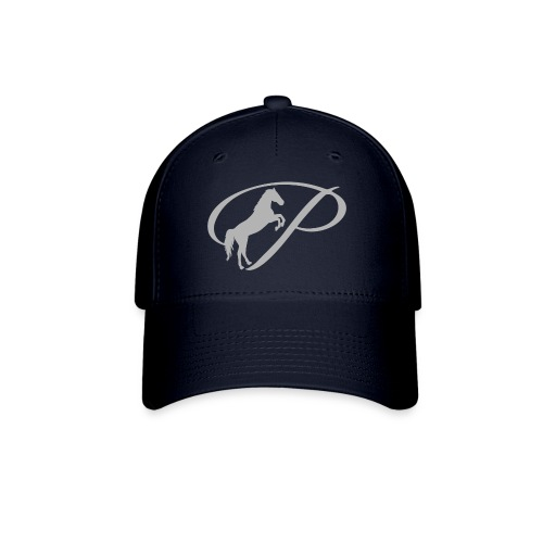 Mens T-Shirt with large light grey logo - Baseball Cap