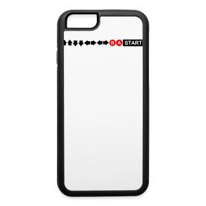 Contra Code Men's T-Shirt - iPhone 6/6s Rubber Case