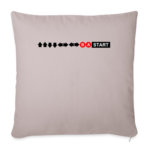 Contra Code Men's T-Shirt - Throw Pillow Cover