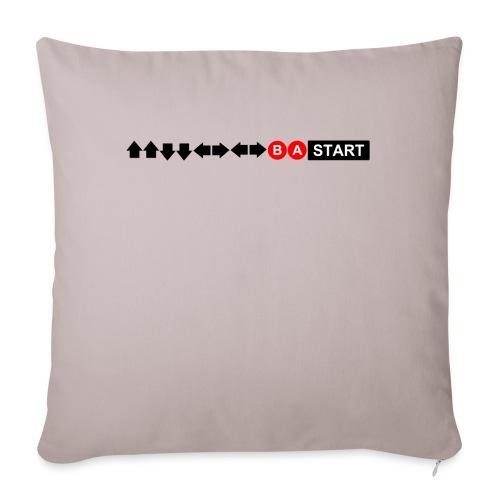 "Contra Code Men's T-Shirt - Throw Pillow Cover 18"" x 18"""