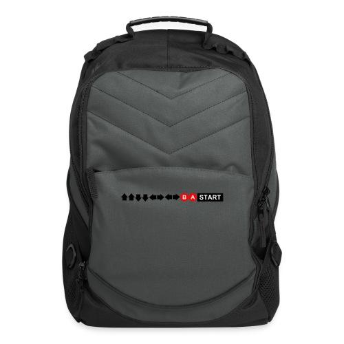 Contra Code Men's T-Shirt - Computer Backpack