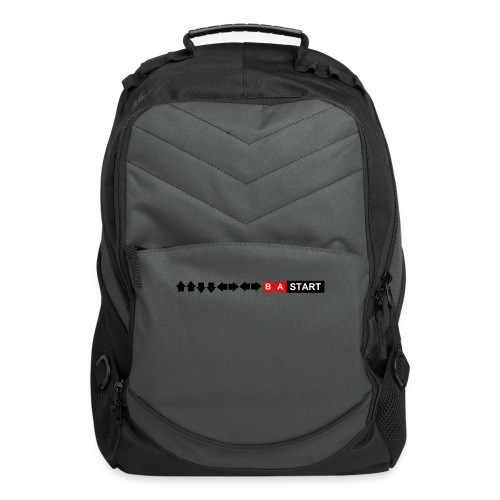 Contra Code Men's T-Shirt - Computer Backpack