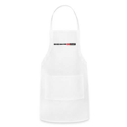 Contra Code Men's T-Shirt - Adjustable Apron