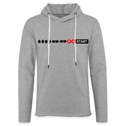 Contra Code Men's T-Shirt - Unisex Lightweight Terry Hoodie