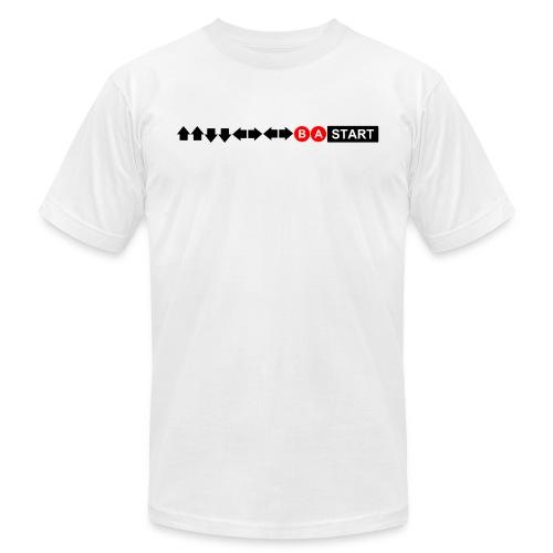 Contra Code Men's T-Shirt - Men's Fine Jersey T-Shirt