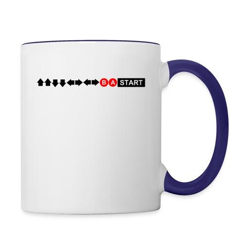 Contra Code Men's T-Shirt - Contrast Coffee Mug