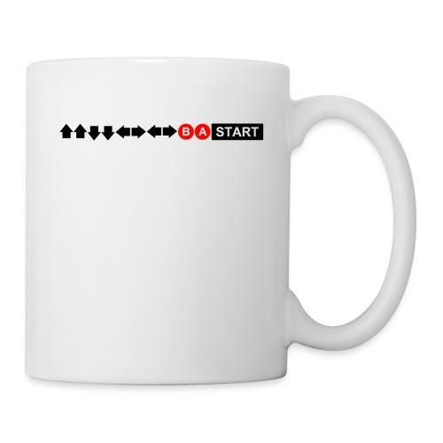 Contra Code Men's T-Shirt - Coffee/Tea Mug