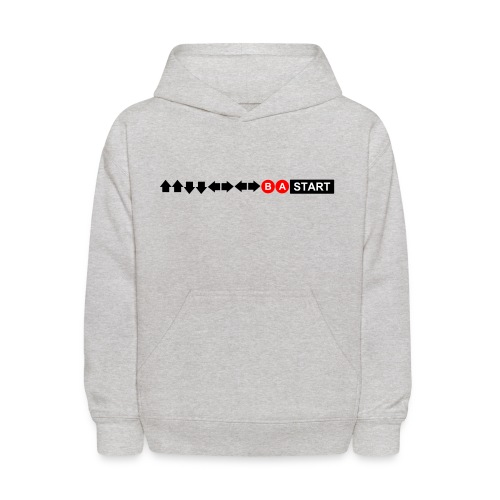 Contra Code Men's T-Shirt - Kids' Hoodie