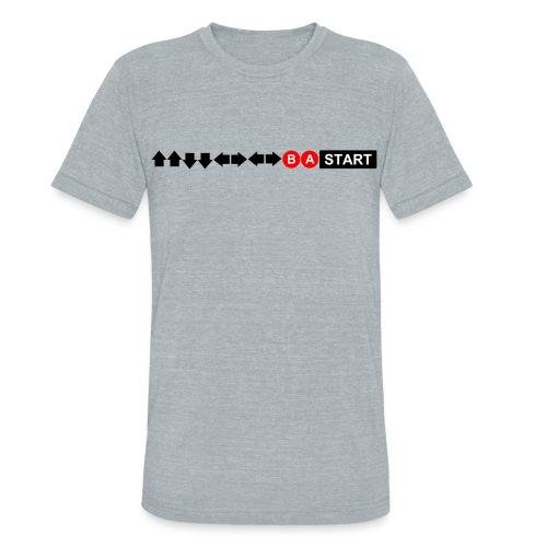 Contra Code Men's T-Shirt - Unisex Tri-Blend T-Shirt