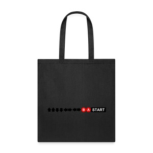 Contra Code Men's T-Shirt - Tote Bag