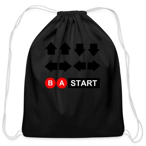Contra Code Dog Bandana - Cotton Drawstring Bag