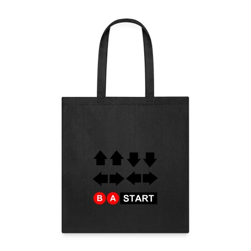 Contra Code Dog Bandana - Tote Bag