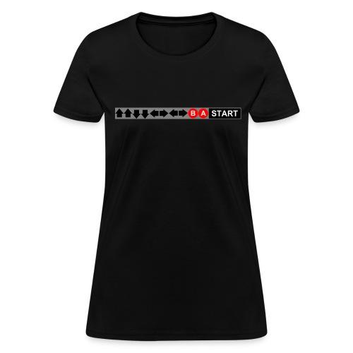 Contra Code Women's Premium T-Shirt - Women's T-Shirt