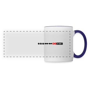 Contra Code iPhone 6/6s Rubber Case - Panoramic Mug