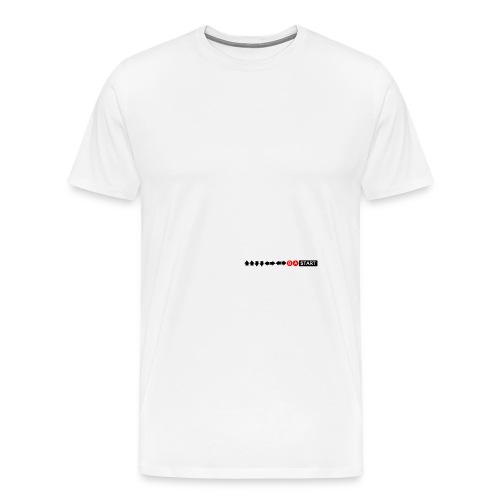 Contra Code iPhone 6/6s Rubber Case - Men's Premium T-Shirt