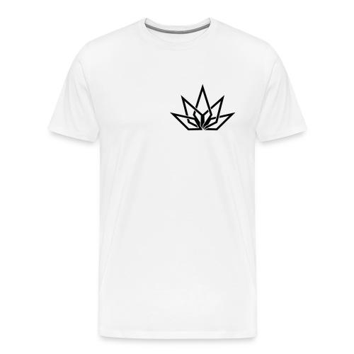 DHG - Hoodie Black Chest Logo - Men's - Men's Premium T-Shirt