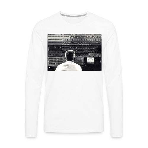 COMPUTER EVOLUTION - Men's Premium Long Sleeve T-Shirt